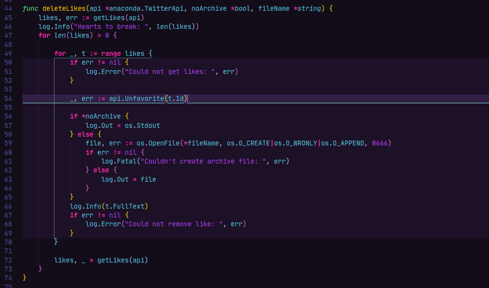 My current VSC theme and syntax highlighting
